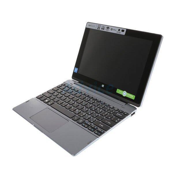 Acer One10 S1002-12Q2T004 Intel Atom Z3735F 2GB 10.1' (Gray) เครื่องศูนย์