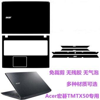 Acer tmp259-mg โน๊ตบุ๊คคอมพิวเตอร์ฟอยล์เปลือกแขนป้องกัน