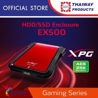 ADATA HDD/SSD Enclosure EX500