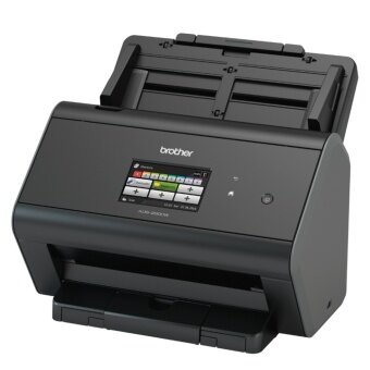 ADS-2800W Wireless Document Scanner for Mid to Large Size Workgroups