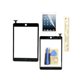 ADS For iPad Mini 1/2 Front Touch Screen Digitizer Glass Tools White/Black - intl