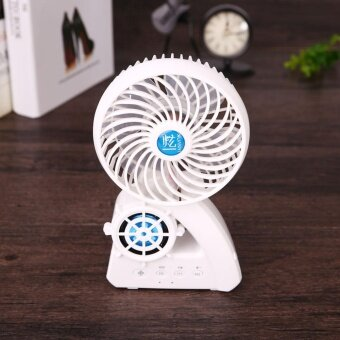 ADS Mini HiFi Bass Music Blutooth V3.0 Wireless Fan Cooling Speaker Soundbox Player - intl