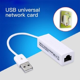 ADS USB To RJ45 Interface Port Network Ethernet Adapter Connector For Laptop - intl
