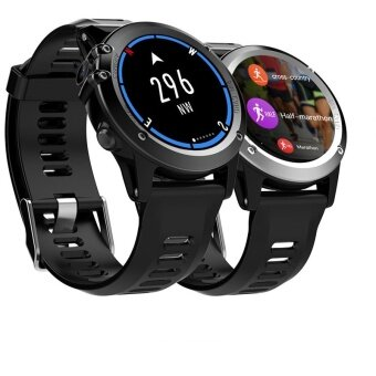 Aibot H1 Smart Watch MTK6572 IP68 Waterproof 1.39inch 400*400 GPSWifi 3G Heart Rate Monitor 4GB+512MB for Android IOS Camera 500W -intl - 5