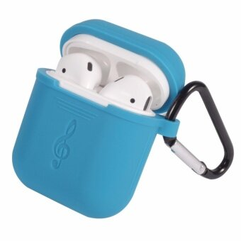 AirPods Case Protective Silicone Cover and Skin for Apple AirpodsCharging Case plus - intl