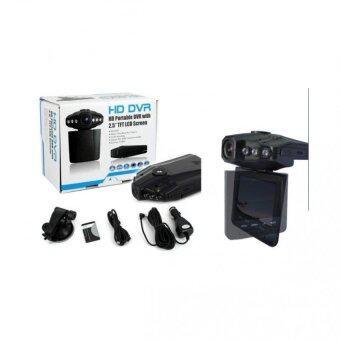 Akiko กล้องติดรถยนต์ HD DVR รุ่น F198 - สีดำ - 3