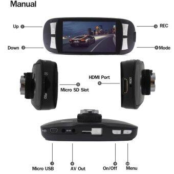 Alithai G1W กล้องติดรถยนต์ DVR NT96650 Full HD (Black) ฟรี KINGSTONmemory card 16Gb CLASS10(PRICE:390-) (image 2)