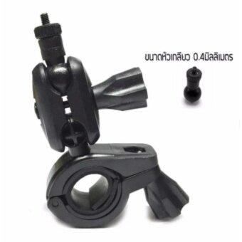 Alithai ขายึดกล้องกับกระจกมองหลัง เช่นกล้องติดรถยนต์รุ่น G60 / G60S/ FH05 / D503 และสามารถแกะเปลี่ยนหัวได้( สีดำ )