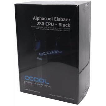 Alphacool Eisbaer 280 CPU Black