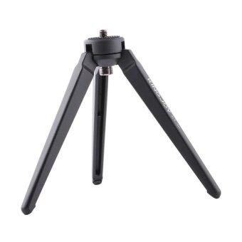 Aluminum Tabletop Mini Lightweight Portable Tripod For Phone SmallCamera - intl - 3