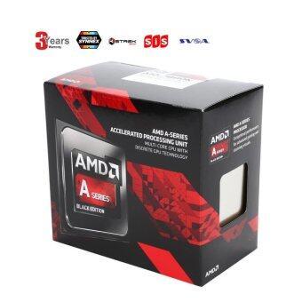 AMD A10-7860K with AMD