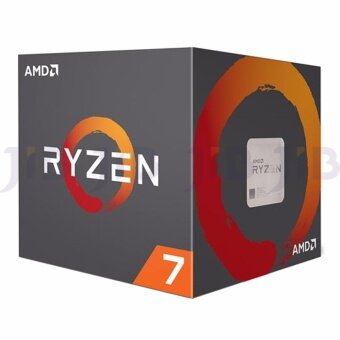 Harga AMD CPU - CENTRAL PROCESSING UNIT AMD AM4 RYZEN7 1700 3.0GHZ