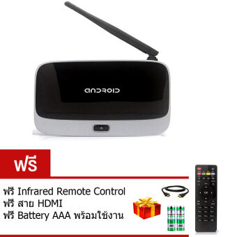 Android Box PRO Q7 CS918 Smart TV Android Box (Black)