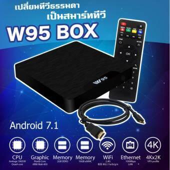 สุดคุ้ม AndroidBox W95Android 7.1.1