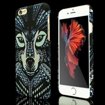 รีวิว Animal Luminous 3D Wolf Glow in Dark Hard Back Case Cover For AppleiPhone 6 6S