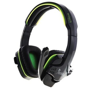 Harga Anitech Gaming Headphone AK71 Black