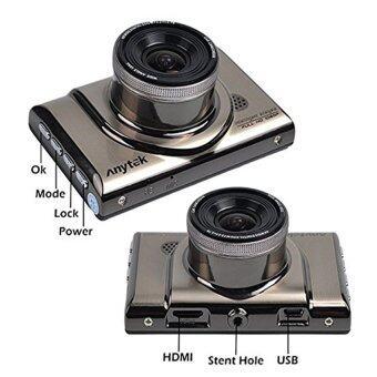 Anytek A100 กล้องติดรถยนต์ 1080P