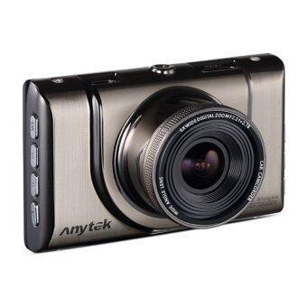 Anytek กล้องติดรถยนต์ แพ็คคู่ รุ่น