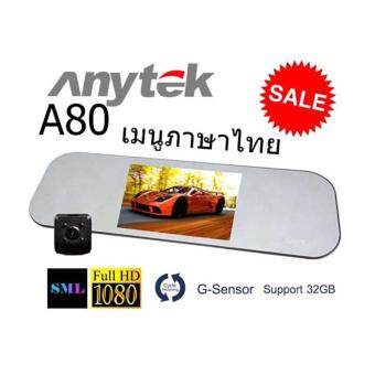 Anytek A80 Gesture Control
