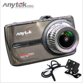 กล้องติดรถยนต์ Anytek G66 กล้องหน้า-หลัง car cameras