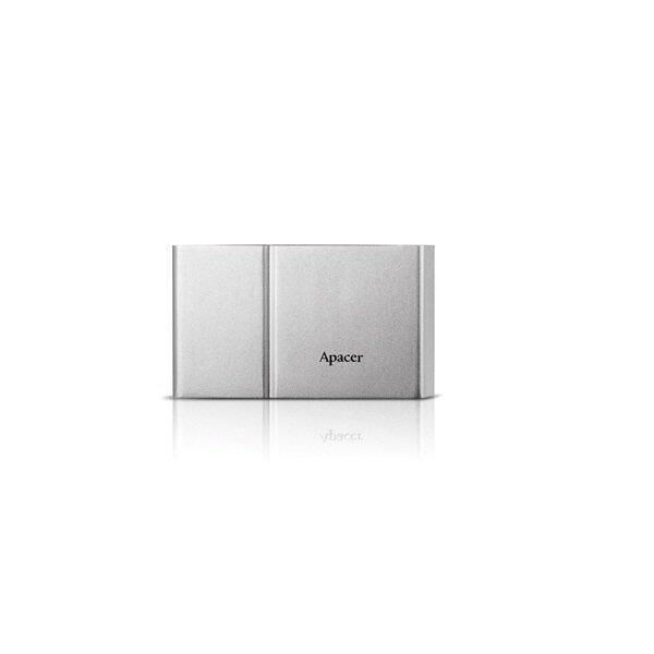 Apacer Card Reader External AM404 - Silver