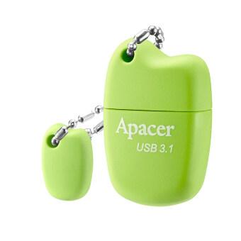 Apacer แฟลชไดร์ฟ Gen1 รุ่น AH159 ขนาด 16GB (สีเขียว)
