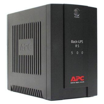 APC Back-UPS 500VA รุ่น BR500CI-AS (Black)