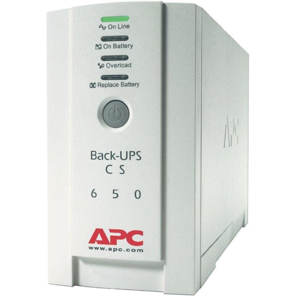 ลดสุดๆ APC BACK-UPS CS 650VA 230V (จัดส่ง Kerry 1-5 วัน)