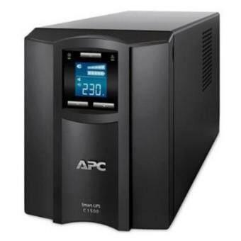 APC SMC1500I Smart-UPS C 1500VA / 900 W LCD 230V