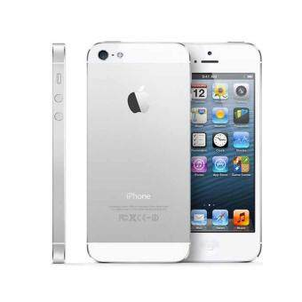 Apple iPhone 5 Unlocked cell phone 16GB WHITE Dual-Core 1GHz 3G WIFI GPS 8MP Refurbished