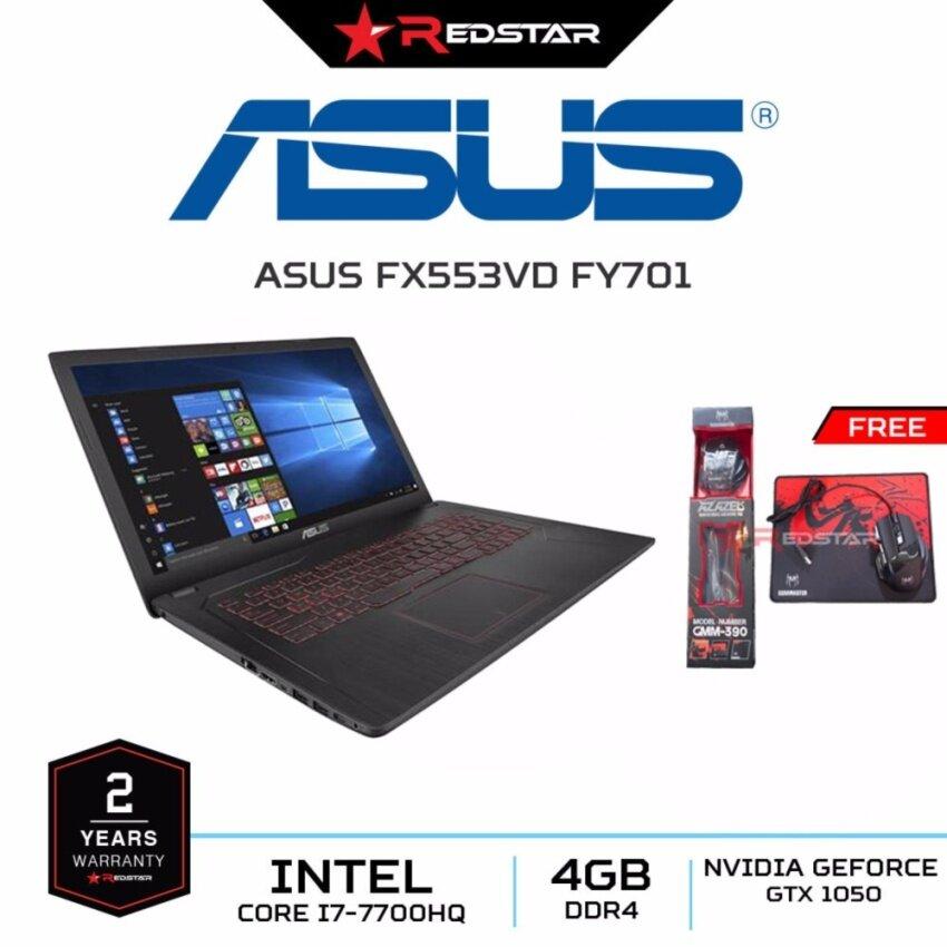 Asus FX553VD FY701