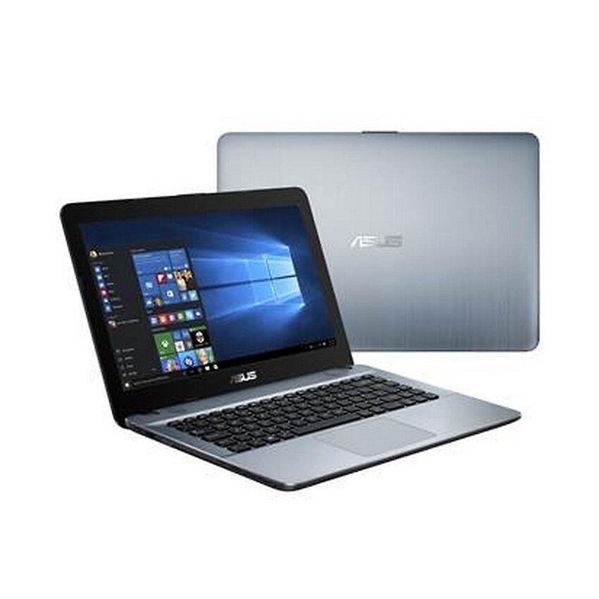 ASUS แล็ปท็อป รุ่น K441UA-WX134i3-6006U4GB1TBIntel HD Graphics14' HDEndless (สีเงิน)