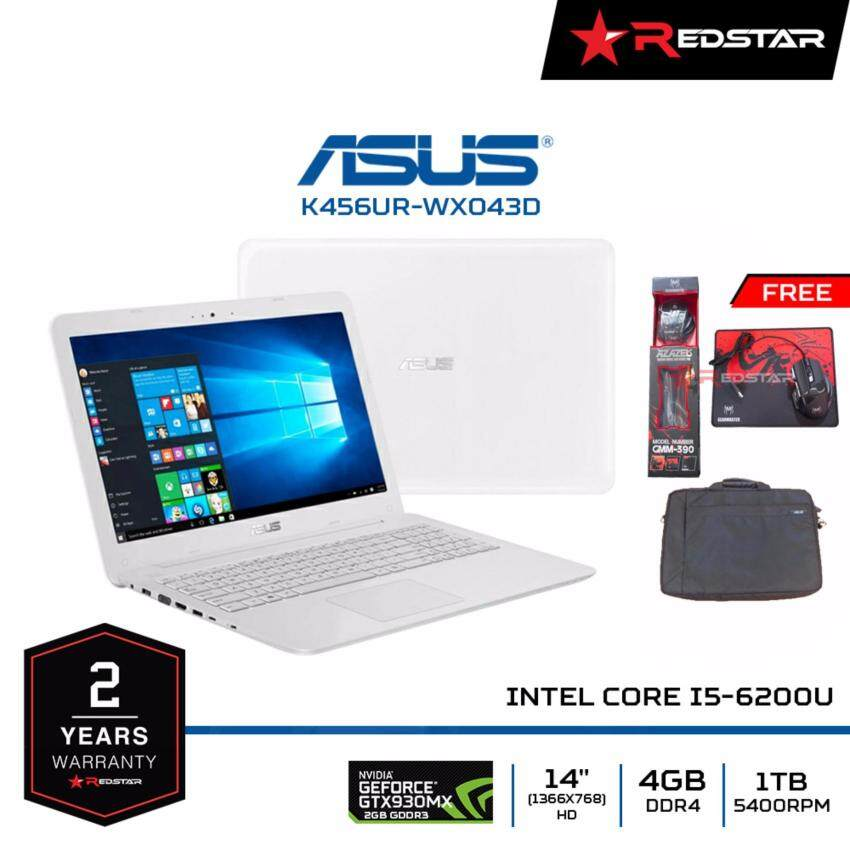 ASUS K456UR-WX043D RedStar