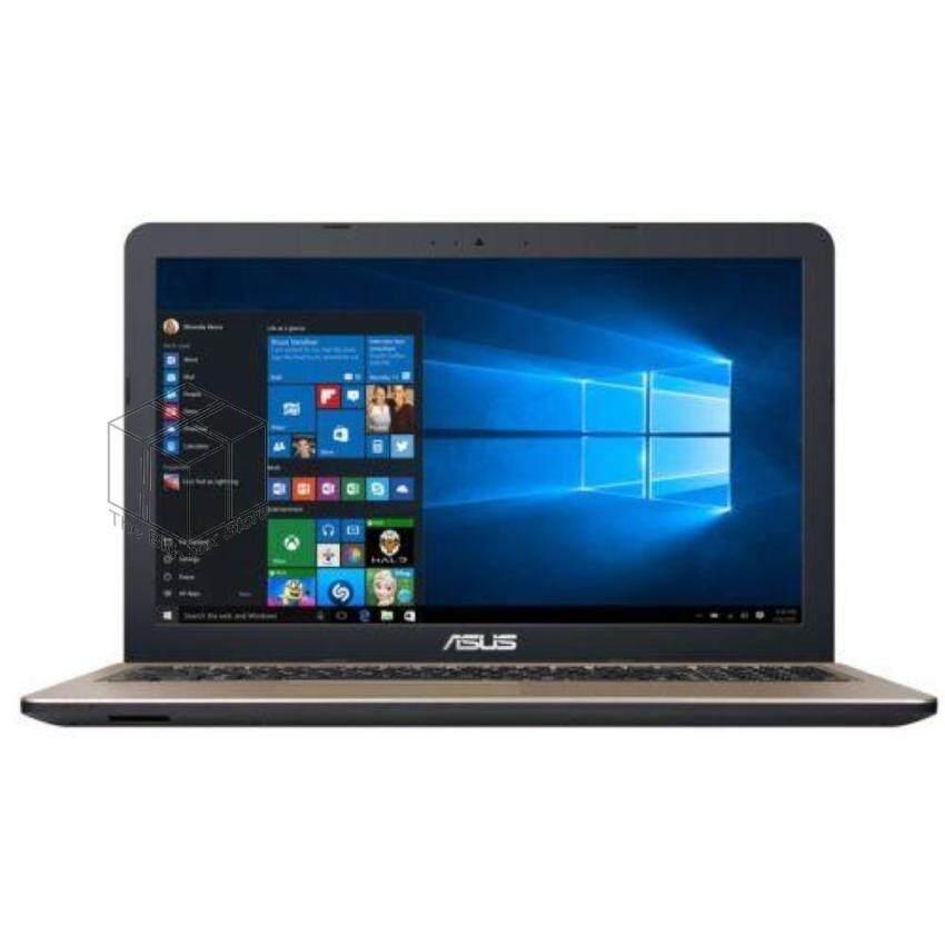 Asus Notebook จอLCD 14 I3-7100U 4GB 500G V2G รุ่น ASUS X441URGA039 (Brown)