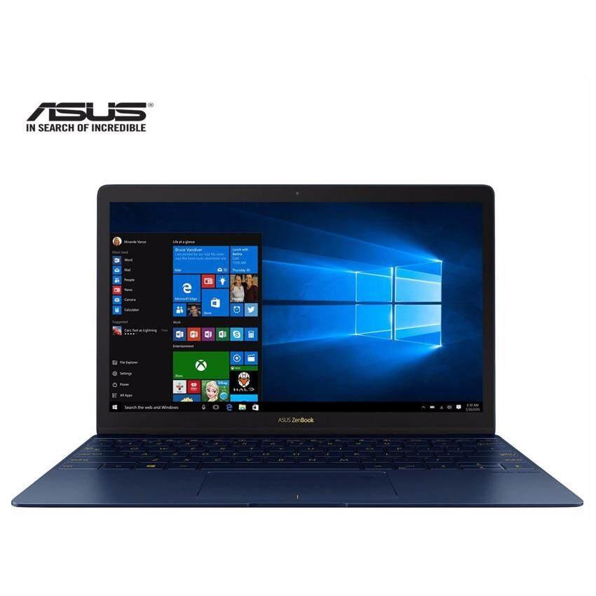 Asus ZenBook 3 UX390UA-GS052T i5-7200U8GBSSD512GB12.5Win10 (Royal Blue)