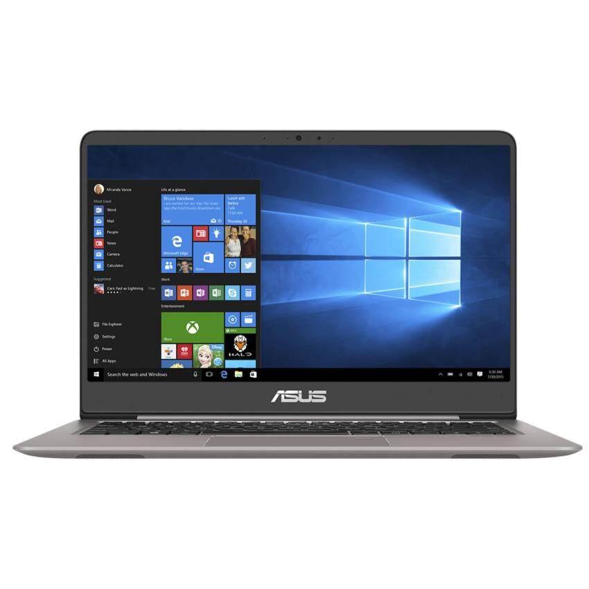 Asus Zenbook UX410UQ-GV037T I7-7500+RAM8GB+1TB+128SSD+Win10+GT940MX+14FHD (Gray)