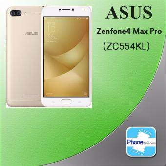 ASUS Zenfone 4 max pro (ZC554KL) 32GB - ประกันศูนย์ ฟรี ฟิล์ม + Exclusive Gift set (Mobile HolderTripod)