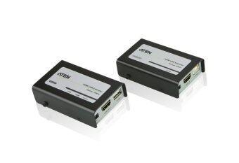 ATEN HDMI USB Extender 60m. รุ่น VE803 (Black)