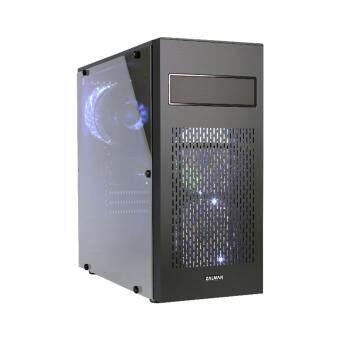 ATX CASE (เคส) ZALMAN N2 (มีพัดลมมีไฟสวยงามให้ 3 ตัว)
