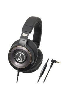 Audio Technica ATH-WS1100IS หูฟังครอบหู full-size, solid bass ระบบHi-Res audio สายเบส