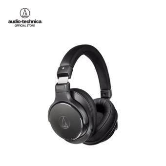 Audio Technica Wireless Hi-Res Audio Headphones รุ่น ATH DSR7BT - Gun Metal