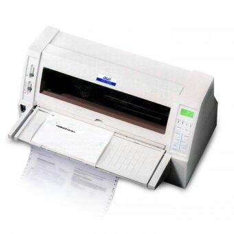 AUI Heavy duty printer FB-600E - สีขาว