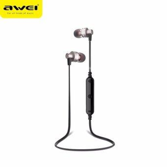 AWEIหูฟัง บลูทูธBluetooth 4.0 Sport Earphones A990BL