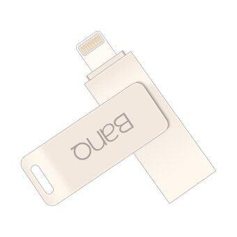 BanQ A6S For iPhone OTG USB Flash Drives 128GB Capacity ExpansionFor iPhone5/5s/5c/6/6s/6plus ipadAir/Air2,Mini/2/3 IPOD Mac PC -intl - 3