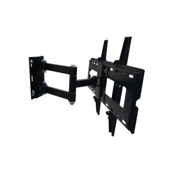 BDEE ชุดขาแขวนทีวี LCD, LED ขนาด 42-55 นิ้ว รุ่น V5 (ติดผนัง,ปรับยืด-หดได้, ปรับก้มได้) (Black)