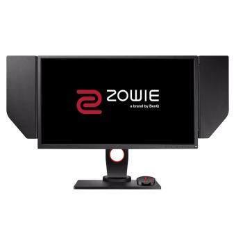 BenQ XL2546 ZOWIE 24.5\ 1080p LED 240Hz eSports Monitor with DyAc Black eQualizer Height Adjustable Stand DARK GREY