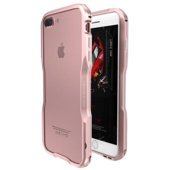 Bicolor Aluminum metal phone Bumper Case for iphone7 plus 5.5 phoneFrame Case for iphone7 plus Cover cases - intl
