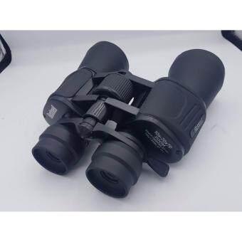กล้องส่องทางไกล Binoculars 10x-70x70 (Black) กำลังขยาย10-70เท่าระยะการมอง 1 กม.