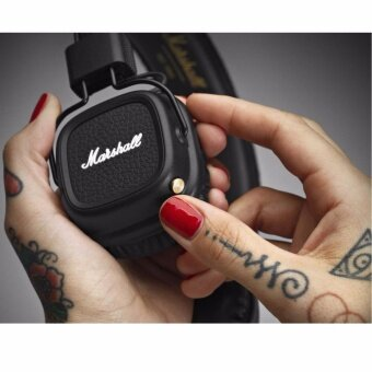 Bluetooth Headphone On Ear Headset Major II Wireless Headphone withBuilt-in Microphone and Remote 30+ Hours Play Time - intl - 2