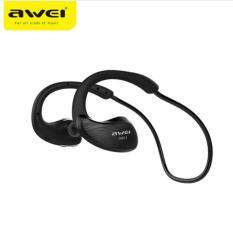 THB 562. Bluetooth Headset Wireless Earphones Awei A885BL Waterproof Sports HiFi ...